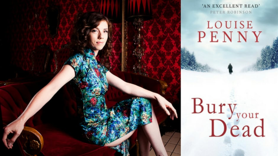 While exploring Québec City through the pages of Louise Penny's Bury Your Dead, Treasa Levasseur learned that she has ancestral roots in the province.