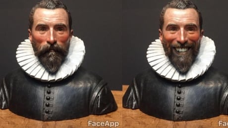'They all look miserable': British artist uses FaceApp to turn Rijksmuseum frowns upside down