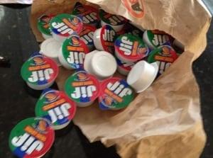Matthew Cleary mini-Jif pack