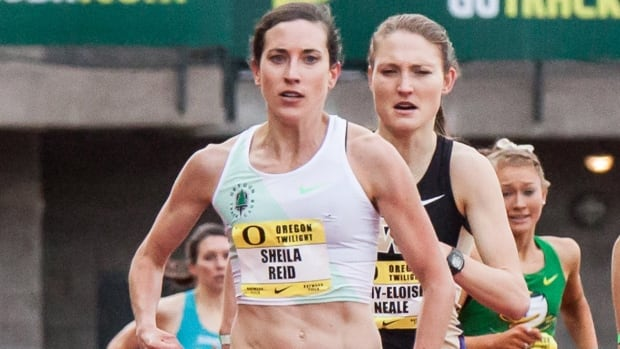 Canadian middle and long-distance runner Sheila Reid met the world championship qualifying standard in the women's 1,500 metres at Thursday night's USATF Distance Classic in Los Angeles, winning in four minutes 7.07 seconds. The world standard is 4:07.50.