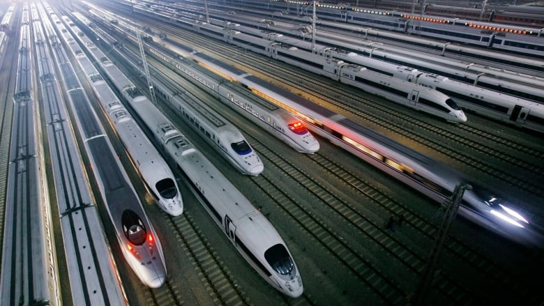 China High Speed Rail