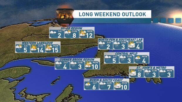 May 24th Long Weekend Outlook