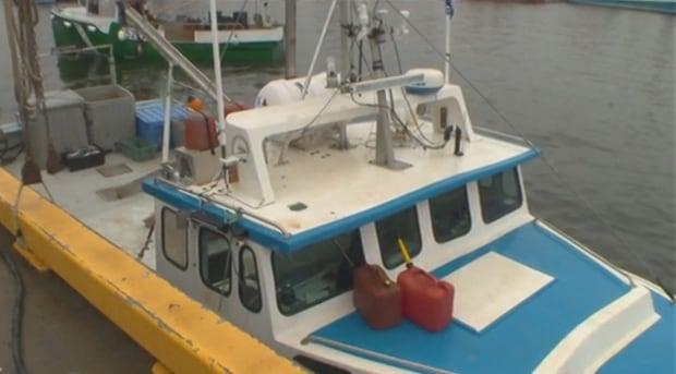 Christian Duguay boat