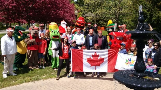 The Township of Wilmot will attempt to break a world record for the number of people wearing paper crowns in one place. The attempt will be made on Canada Day and will include all red crowns.
