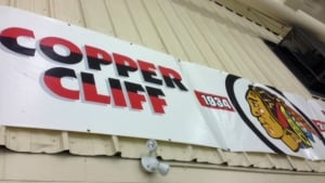Copper Cliff hockey