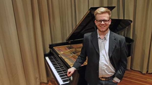 Cole Knutson, a 20-year-old musican from North Battleford, will be performing at Carnegie Hall on June 10.