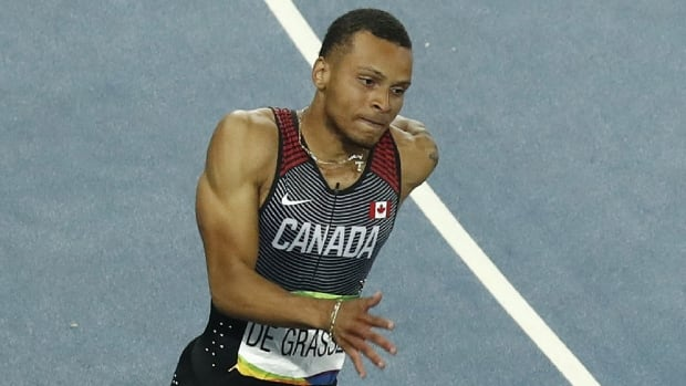 Canada's Andre De Grasse, fresh off a season-best 10.10-second performance in the men's 100 metres at the Guadeloupe Invitational Meeting, will race the 200 at the Jamaica International Invitational on Saturday night.