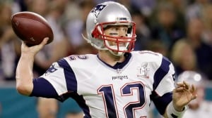 Brady not diagnosed with concussion: agent