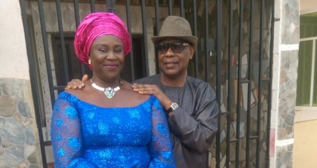 Kay Okafor parents
