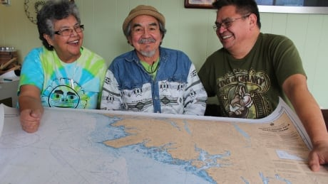 Nuu-chah-nulth Tribal council mapping project
