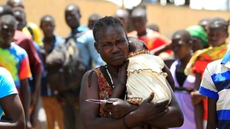 UGANDA-REFUGEES/