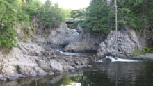 Park Falls Sutherland's River