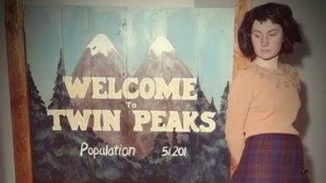Twin Peaks mural