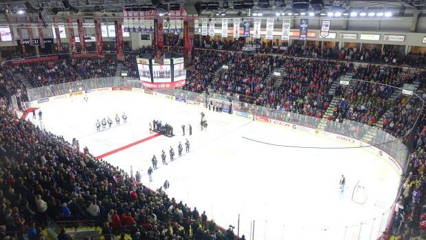 WFCU, Memorial Cup, Windsor