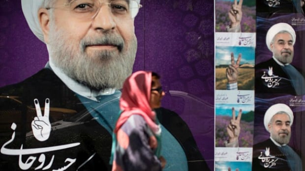 Iranians vote moderate, retain Rouhani as President