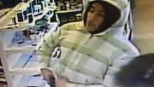 Bible Hill pharmacy robbery