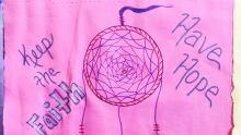 MMIWG blanket