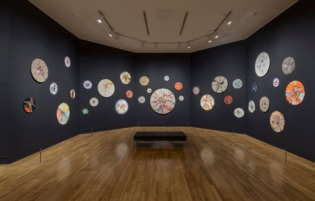 Alex Janvier National Gallery of Canada