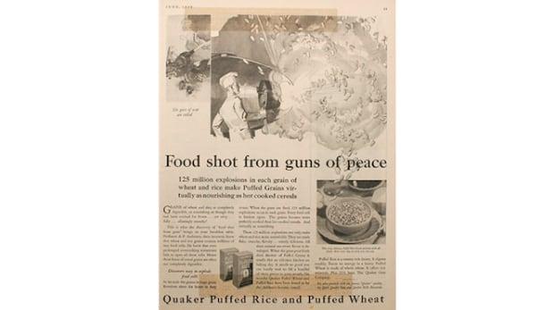 Food shot from Guns
