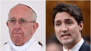 Sunday Scrum: Trudeau to ask Pope for residential schools apology