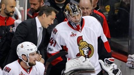 Senators Penguins Hockey
