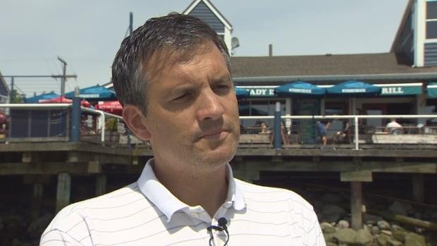 Robert Kiesman, chair of the Steveston Harbour Authority