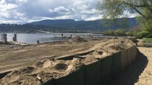 Windy forecast has Okanagan officials bracing for further flooding