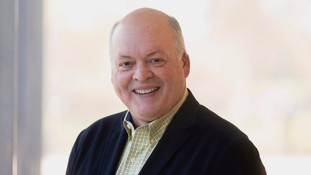 This undated photo provided by Ford Motor Co. shows Jim Hackett, chairman of Ford Smart Mobility LLC, a subsidiary of Ford Motor Co. He was named to the position March 10, 2016. Ford is replacing its CEO amid questions about its current performance and future strategy, a person familiar with the situation has said. Mark Fields will be replaced by Hackett, who joined Ford's board in 2013.