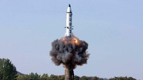 CORRECTION North Korea Koreas Tensions