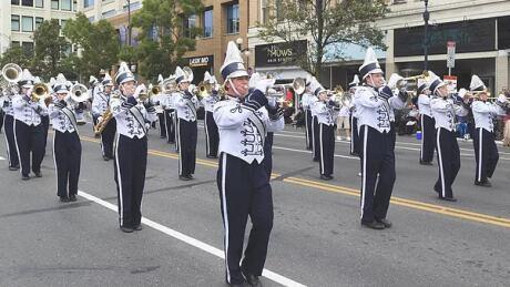 Victoria Day Parade 2016