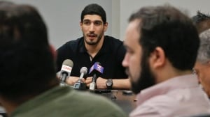 Thunder's Enes Kanter says he received death threats for criticizing Turkish government