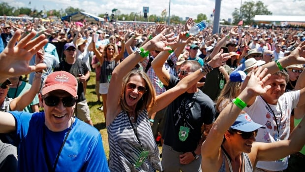 Some licensed marijuana producers are sponsoring festivals and events now, but if proposed legislation passes, they won't be able to.