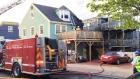 Falkland Street fire