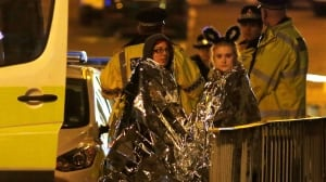 19 dead, 50 injured after blast at Ariana Grande concert in Manchester, U.K.