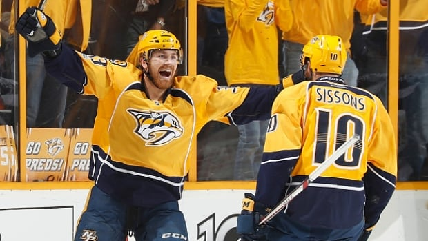 The Nashville Predators will face the Pittsburgh Penguins in the Stanley Cup Final.