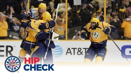 Hip Check: A Colton Sissons hat-trick catapults Nashville to its first Stanley Cup final