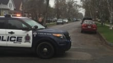 Marks Street closed at Ridgeway for death investigation