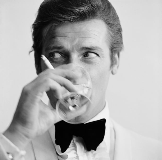 Roger Moore 1968