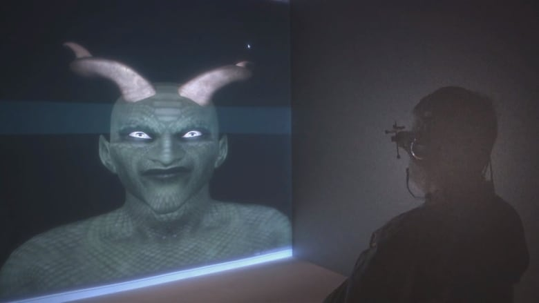 Montreal schizophrenia patients face their demons through virtual