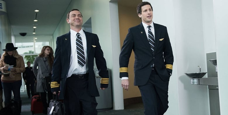 Brooklyn Nine-Nine, eh? Here's every Canadian reference from