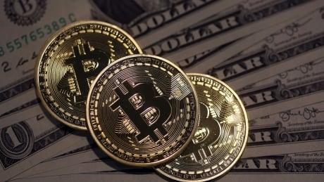 Bitcoin U.S. dollars