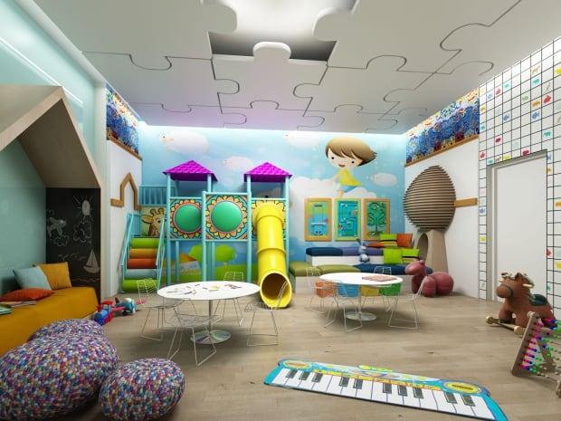 eglinton kids room