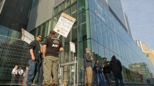 With workers on strike, Quebec construction sites have gone quiet. Here are the big ones