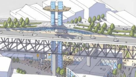Going up?: New report proposes elevator to Granville Island