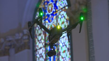 drone-basilica-st.John's