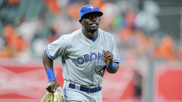 Toronto Blue Jays place outfielder Anthony Alford on 10-day disabled list