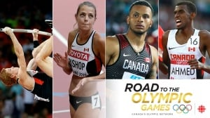 Road to the Olympic Games: Prefontaine Classic