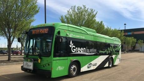 St. Albert Bus