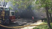 Markwell house fire Regina