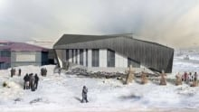 Arctic College Expansion proposed final design